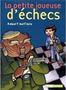 Echecs & Livres : la petite joueuse d'échecs